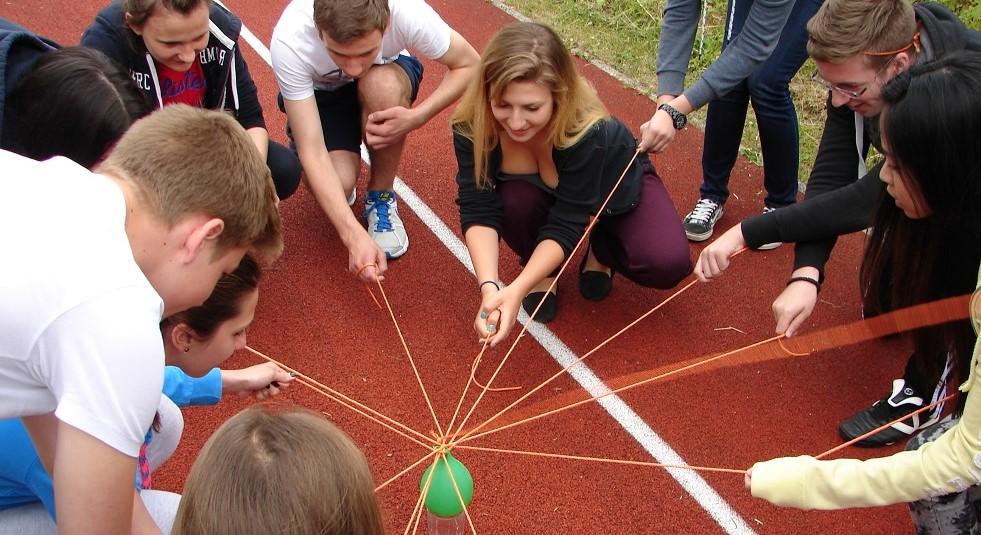 Seminar Teamtraining Lehrlinge 2